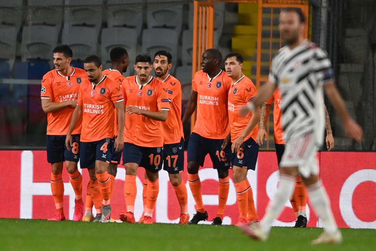 Manchester United LIVE commentary and latest score: Red Devils suffer woeful night at Istanbul Basaksehir