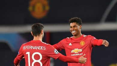 Photo of Manchester United hero Marcus Rashford's aim file in opposition to the 'Huge Six' may have Arsenal and Mikel Arteta frightened