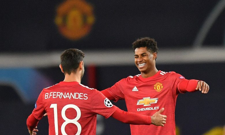 Manchester United hero Marcus Rashford's goal record against the 'Big Six' will have Arsenal and Mikel Arteta worried