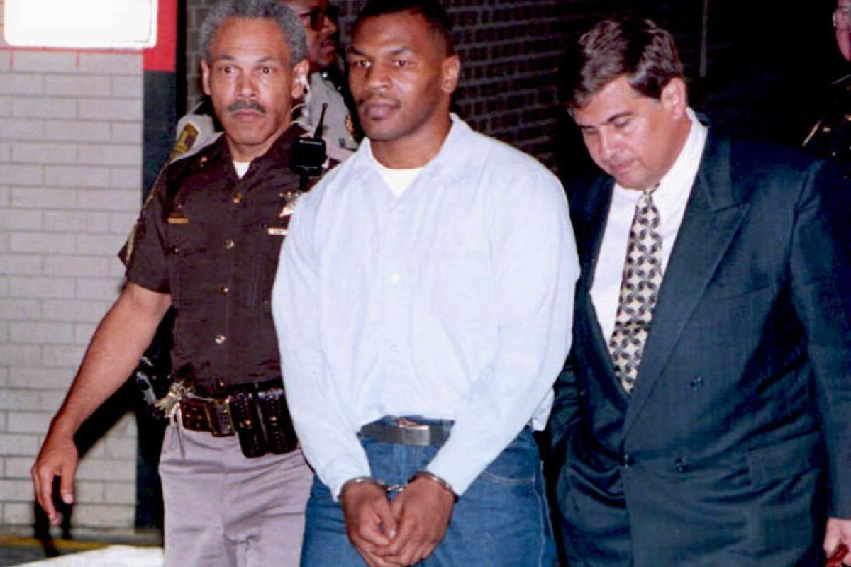 Mike Tyson on his one and only fight in prison, earning respect and being visited by Tupac Shakur