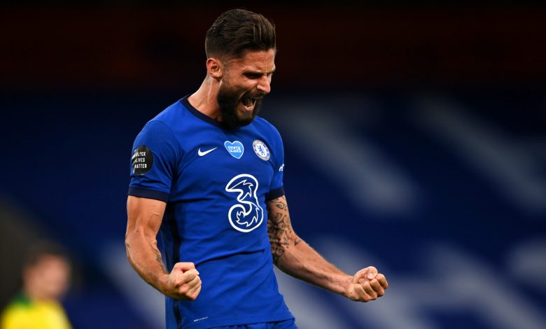 Olivier Giroud is 'different class' and Frank Lampard has no obligation to sell him in January, Chelsea legend Joe Cole claims