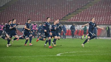 Photo of Scotland be a part of England at Euro 2020 after dramatic shootout as Northern Eire endure extra-time heartbreak – dwell soccer information and updates