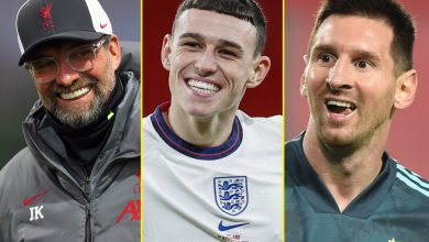 Photo of Sports activities information LIVE: Foden hailed after dream England show, Liverpool recreation could also be moved, Messi 'drained' of being Barcelona drawback as Man Metropolis hyperlinks proceed