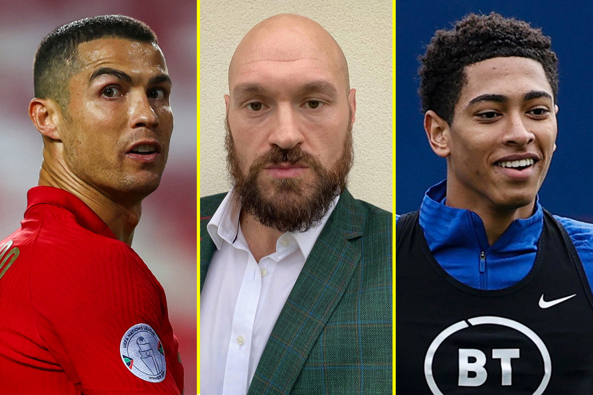 Tyson Fury 'worried' for Deontay Wilder, Greg Clarke quits FIFA role, FA ask government to allow England vs Iceland, Liverpool and Man City injury blows, Ronaldo edges closer to goals record