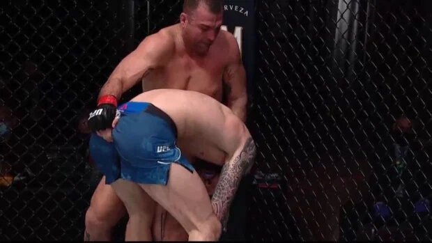 UFC 255: Paul Craig forces Shogun Rua to tap out through PUNCHES after MMA legend gave Scot 'oil check'