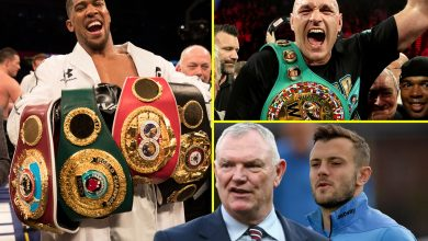 Photo of Warren gives Tyson Fury vs Anthony Joshua replace, Arsenal hero Wilshere 'may by no means' be part of Tottenham, black FA chairman can be 'big step'