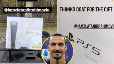 Photo of Zlatan Ibrahimovic gifted a PS5 to each single AC Milan squad participant after scoring eight targets in simply FIVE Serie A matches