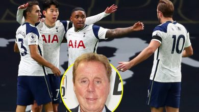 Photo of 'Tottenham have gone means in entrance of Arsenal, there's no comparability' – Harry Redknapp claims Spurs shall be 'too robust' for Gunners in north London derby