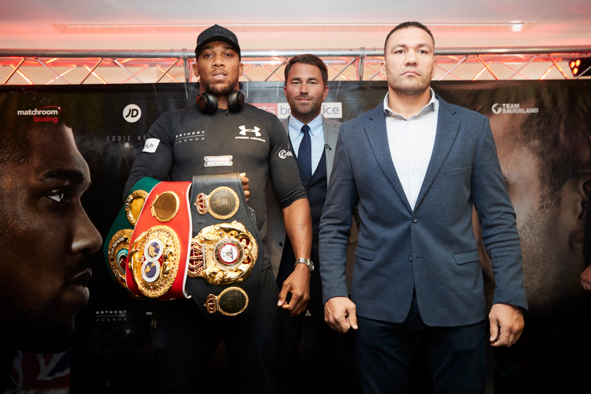 Anthony Joshua vs Kubrat Pulev undercard: Lawrence Okolie, Hughie Fury and Martin Bakole in action ahead of heavyweight title clash
