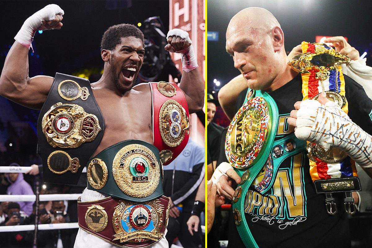Anthony Joshua vs Tyson Fury date: When will fight happen? What do Eddie Hearn and Bob Arum say? What about Deontay Wilder and Oleksandr Usyk?
