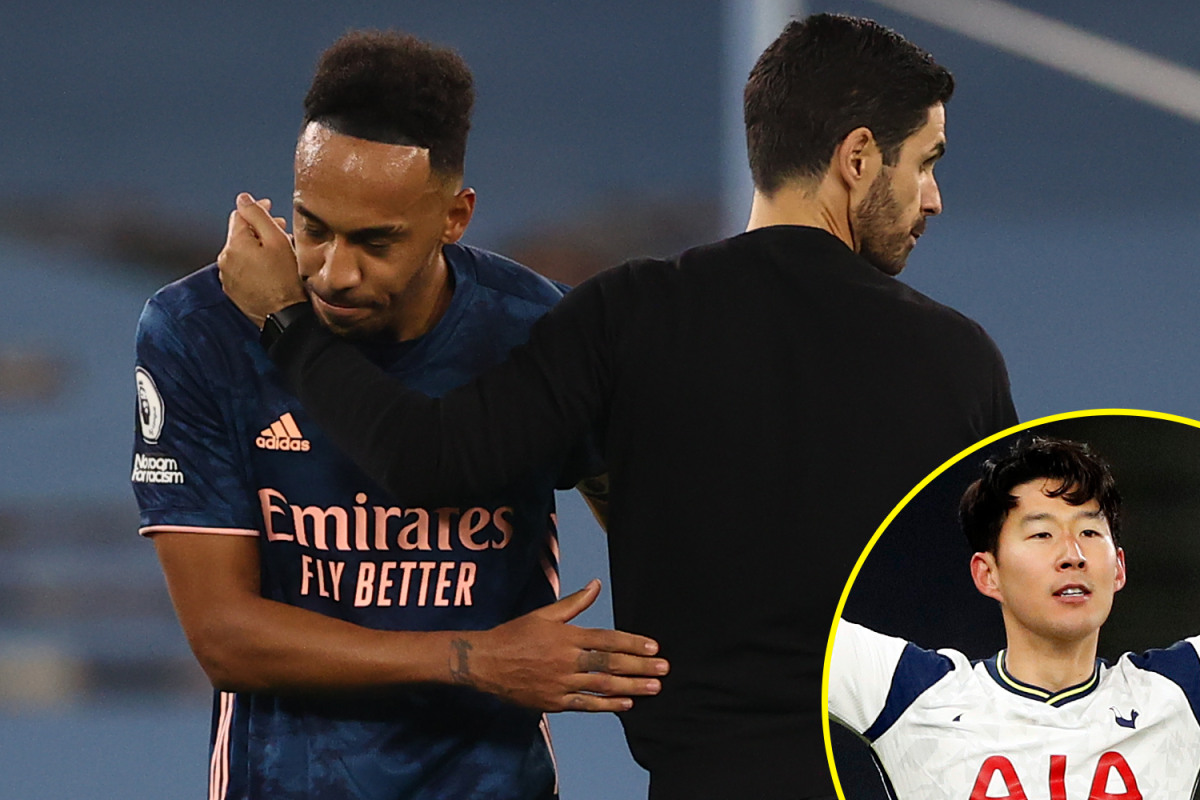 Arsenal's alarming stats: Same amount of goals as Heung-Min Son, sideways passing, foul throw issue and glaring errors leaves Mikel Arteta under real pressure