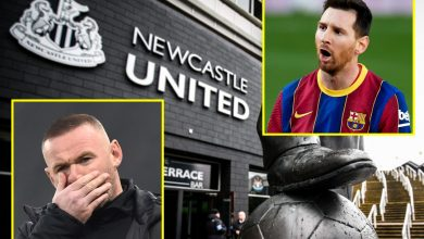 Photo of Aston Villa vs Newcastle postponed, Messi out of Barcelona Champions League squad, 'If Derby need relegation, rent Rooney'- soccer information LIVE