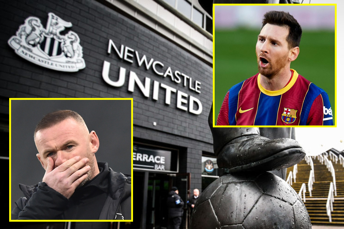 Aston Villa vs Newcastle postponed, Messi out of Barcelona Champions League squad, 'If Derby want relegation, hire Rooney'- football news LIVE