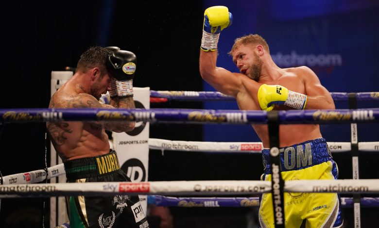 Billy Joe Saunders vs Martin Murray result: BJS moves to 30-0 with comfortable unanimous decision win, wants Canelo Alvarez next