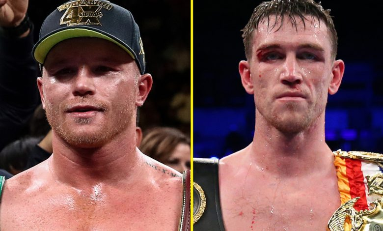 Canelo Alvarez vs Callum Smith date: UK start time, full undercard, latest odds, live stream and Tale of the tape, including height and weight