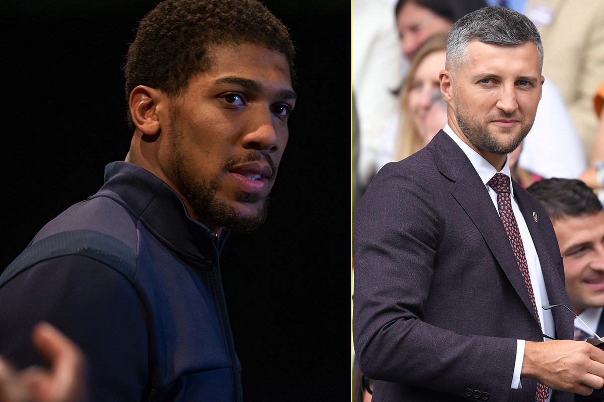 Carl Froch explains what Anthony Joshua needs to do against Kubrat Pulev in order to prove he can beat Tyson Fury
