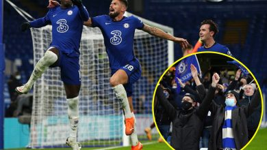 Photo of Chelsea delight returning followers by coming from behind to beat Leeds and go high of Premier League as Olivier Giroud continues scoring streak