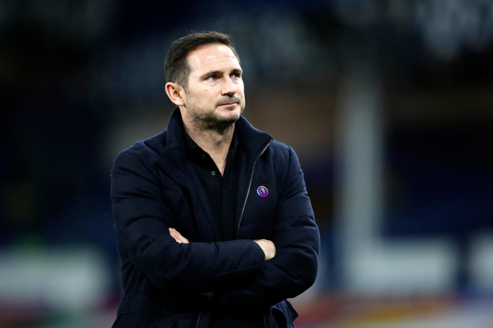 Chelsea manager Frank Lampard wants fans to remain in grounds despite London set to go into Tier 3 as coronavirus infections rise