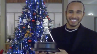 Photo of System 1 star Lewis Hamilton wins 2020 BBC Sports activities Persona of the 12 months award with Liverpool captain Jordan Henderson ending second