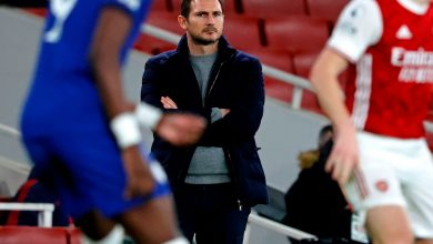 Photo of Frank Lampard 'can't defend' Chelsea's efficiency at Arsenal and suggests line-up might be rotated in opposition to Aston Villa