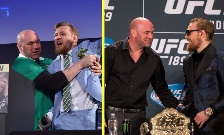 How Conor McGregor's relationship with Dana White deteriorated from the Khabib bus incident, to UFC 229 brawl and breaking 'man code'