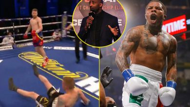 Photo of Johnny Nelson claims James Tennyson 'would beat Gervonta Davis NOW' after Tennyson impresses with harmful KO