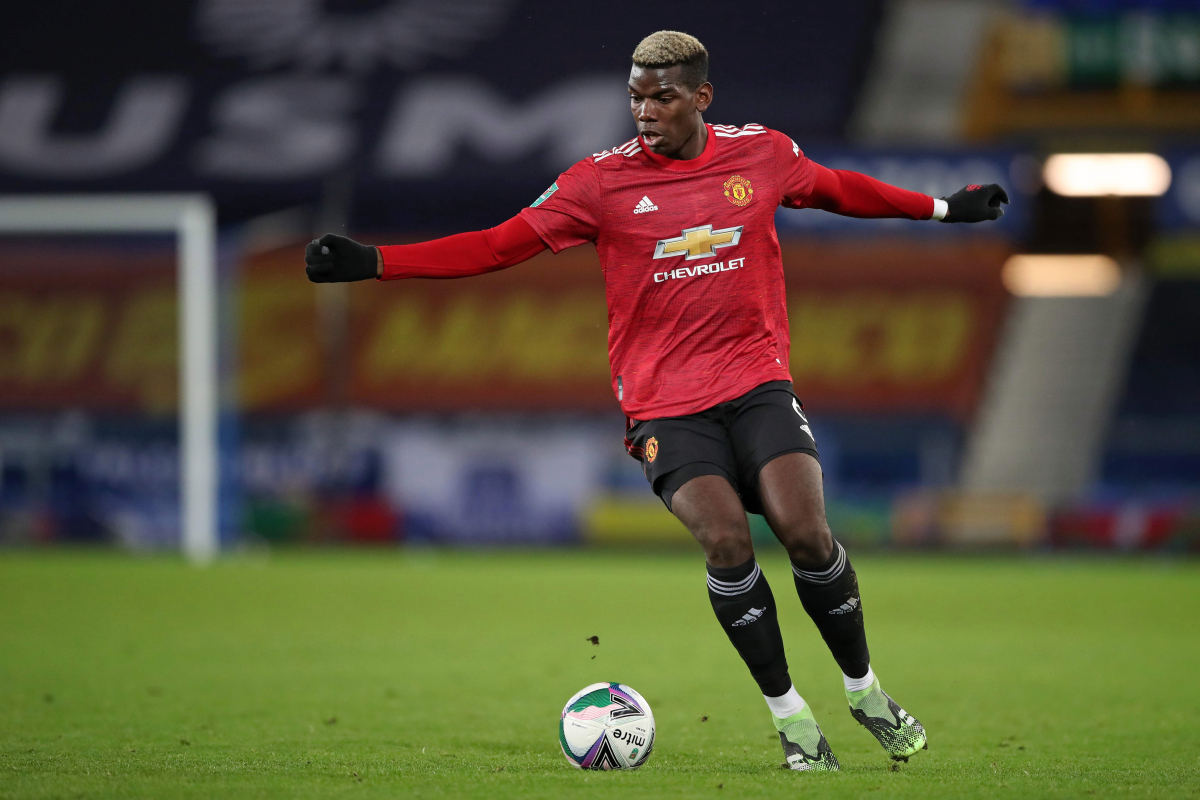 Juventus will only re-sign wantaway Manchester United star Paul Pogba for cut-price £50million with January transfer ruled out