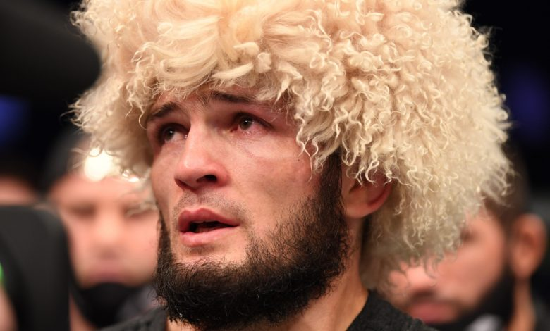 Khabib Nurmagomedov names price Dana White would have to pay to make UFC comeback but rules out rematch with Conor McGregor