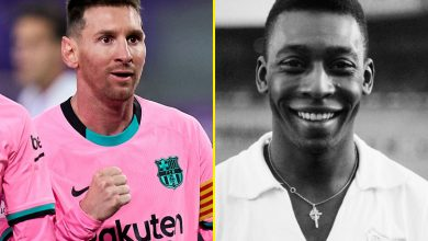 Photo of Lionel Messi's profession in numbers as Barcelona icon breaks Pele's scoring file with 664th aim for the membership