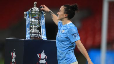 Photo of Man Metropolis and England defender Lucy Bronze named ladies's participant of the yr to change into first British footballer to win Finest Fifa Soccer Award