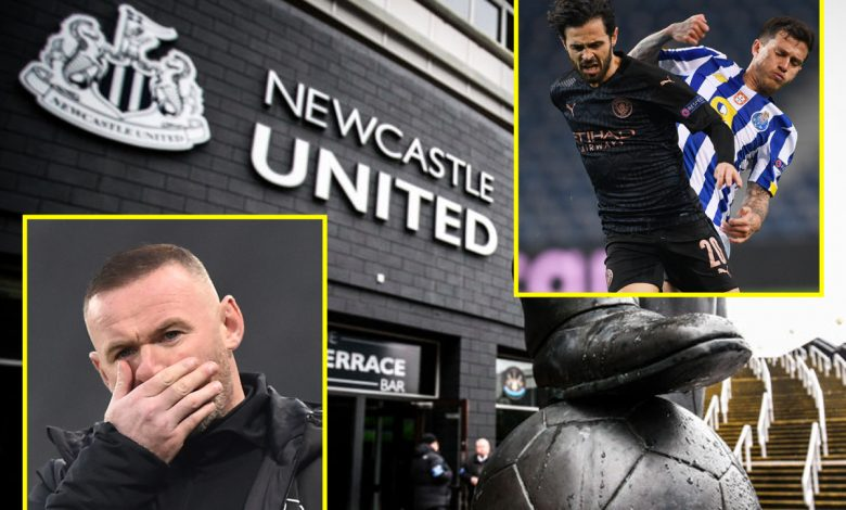 Man City and Liverpool top Champions League groups, Aston Villa vs Newcastle postponed, 'If Derby want relegation, hire Rooney'- football news LIVE