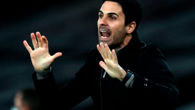 Photo of Mikel Arteta admits Arsenal shall be in 'massive bother' in the event that they don't rectify woeful kind after Man Metropolis thump Gunners in Carabao Cup