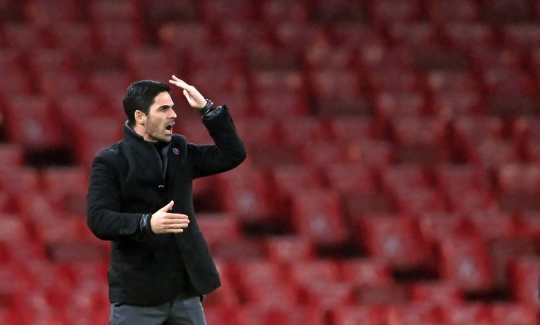 Mikel Arteta's time as Arsenal boss could be up after home defeat to Burnley, says Darren Bent