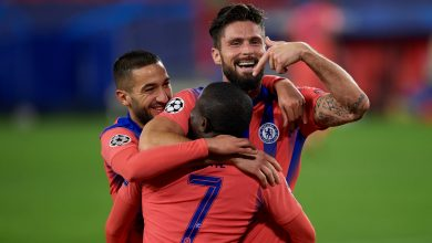 Photo of Olivier Giroud hailed as 'excellent skilled' as Chelsea striker overtakes Zinedine Zidane's Champions League purpose report by scoring FOUR in opposition to Sevilla