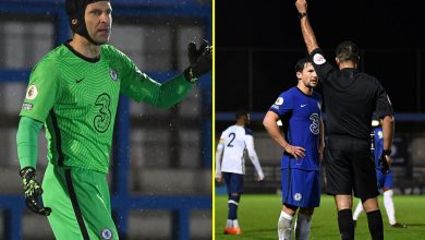 Photo of Petr Cech's blushes spared on Chelsea return after growth facet mount gorgeous comeback towards Tottenham as Danny Drinkwater's second of insanity sparks mass brawl