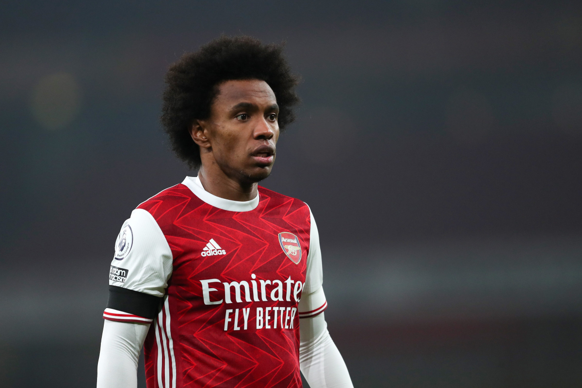 Pierre-Emerick Aubameyang under fire for Arsenal's poor form but Willian is 'getting away with murder', says Gabriel Agbonlahor