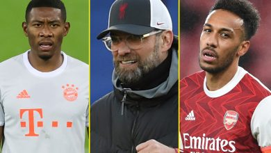 Photo of Soccer information LIVE: Liverpool eye Kabak swap deal, Manchester United and Man Metropolis make Alaba contact, 'Aubameyang ought to quit Arsenal captaincy'