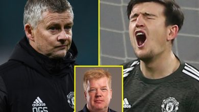 Photo of RB Leipzig defeat was the 'final straw' for Ole Gunnar Solskjaer's Manchester United tenure and Harry Maguire's sport has 'deteriorated' underneath him