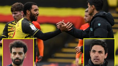 Photo of Switch information and soccer gossip LIVE: Liverpool 'think about promoting sad Salah', Deeney on 'self-discipline problem' and being dropped, Arteta main sack race