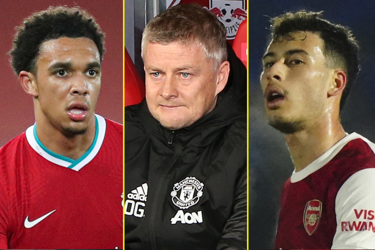 Transfer news and football gossip LIVE: Trent Alexander-Arnold captains Liverpool for first time, Solskjaer favourite for sack after Manchester United defeat, Arsenal boost as Martinelli returns