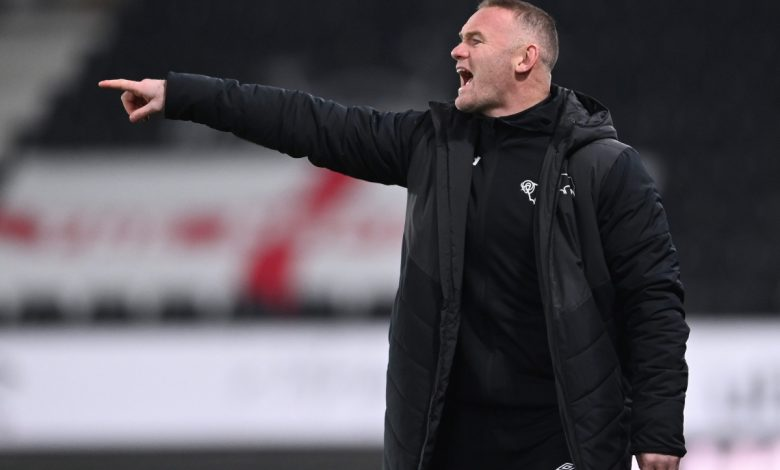 Wayne Rooney urges Derby to make a decision on next manager as Rams' winless run goes on
