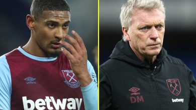 Photo of Ajax assured of signing West Ham striker Sebastien Haller and David Moyes needs Marko Arnautovic again as his alternative