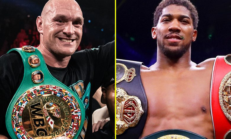 Anthony Joshua is 'too wary of getting hit' to win £150m showdown with Tyson Fury says Joe Joyce as Oleksandr Usyk deal moves closer
