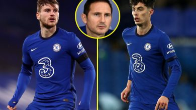 Photo of Chelsea supervisor Frank Lampard sends message to Timo Werner and Kai Havertz doubters as each rating throughout FA Cup third spherical win over Morecambe