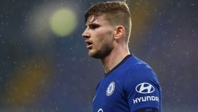 Photo of Frank Lampard adamant 'targets will come' for Timo Werner as Chelsea boss defends misfiring striker