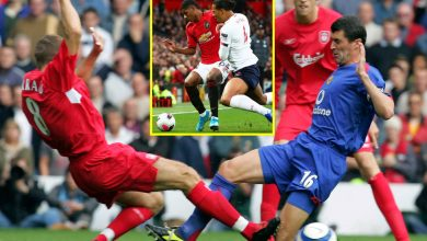 Photo of How Liverpool vs Manchester United went from Roy Keane vs Steven Gerrard to the 'friendliest derby' within the UK