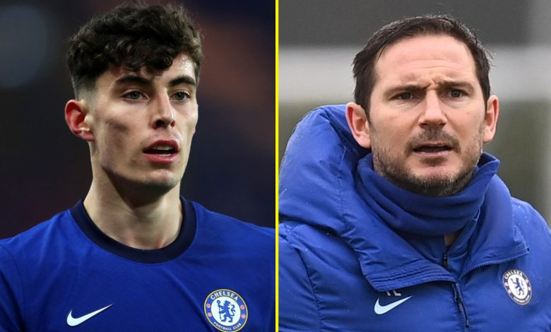Kai Havertz 'looks like an academy player' at Chelsea and Frank Lampard 'must start getting results' to avoid sack – Jamie O'Hara