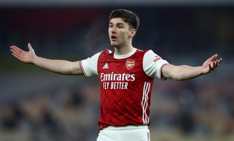 Kieran Tierney should be made Arsenal captain, says fan, as Hector Bellerin insists the team doesn't rely on full-back after Crystal Palace draw