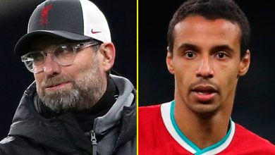 Photo of Liverpool title problem speak dismissed as worrying Joel Matip harm is revealed however Jurgen Klopp may have a beer to rejoice win at Tottenham