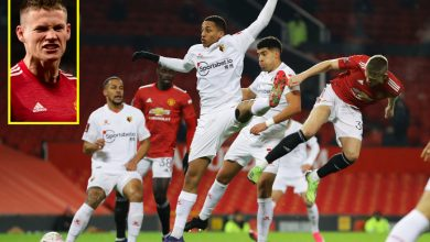 Photo of Man United put Carabao Cup defeat behind them with lacklustre win over Watford in FA Cup